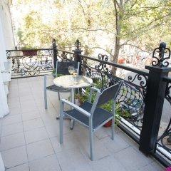 Гостиница Континент балкон