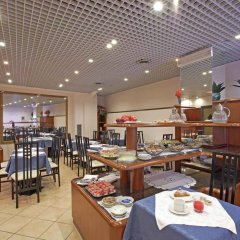 Отель Iris Генуя питание