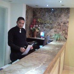 Отель Swiss Wellness Spa Resort спа