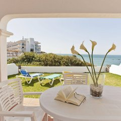 Отель Villas Flamenco Beach Conil Испания, Кониль-де-ла-Фронтера - отзывы, цены и фото номеров - забронировать отель Villas Flamenco Beach Conil онлайн пляж