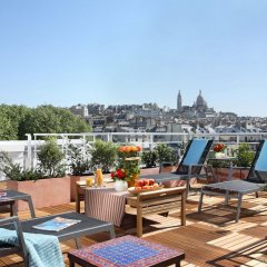 Citadines Apart`Hotel Montmartre Париж питание фото 3