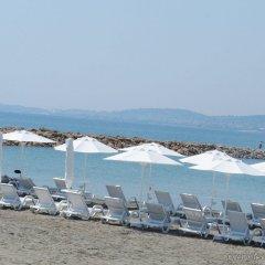 Sentido Gold Island Hotel Турция, Аланья - 3 отзыва об отеле, цены и фото номеров - забронировать отель Sentido Gold Island Hotel онлайн пляж
