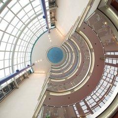 Отель NH Dresden Neustadt спортивное сооружение