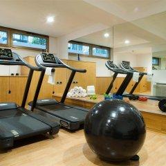 Best Western Premier Hotel Royal Santina фитнесс-зал фото 3