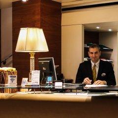 Kraft Hotel интерьер отеля фото 4