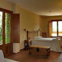 Отель Hostal Les Roquetes Керальбс спа