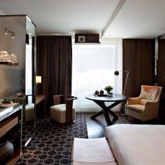 Гостиница Арарат Парк Хаятт 5* Номер Park deluxe с двуспальной кроватью фото 2