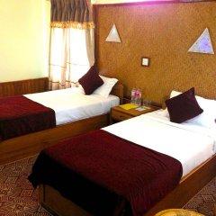 Отель Himalayan Deurali Resort Непал, Лехнат - отзывы, цены и фото номеров - забронировать отель Himalayan Deurali Resort онлайн комната для гостей фото 4