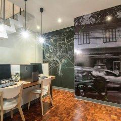 Siam Mitr Hostel Бангкок интерьер отеля фото 2