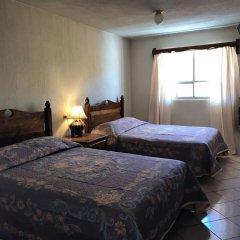 Отель Puesta del Sol Мексика, Креэль - отзывы, цены и фото номеров - забронировать отель Puesta del Sol онлайн комната для гостей фото 5