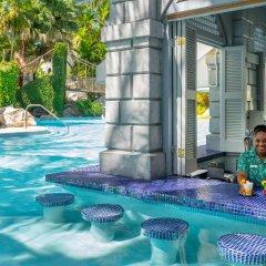 Отель Hilton Rose Hall Resort & Spa - All Inclusive Ямайка, Монтего-Бей - отзывы, цены и фото номеров - забронировать отель Hilton Rose Hall Resort & Spa - All Inclusive онлайн бассейн фото 3