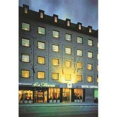 Отель Ibis Brussels Centre Chatelain Брюссель фото 3
