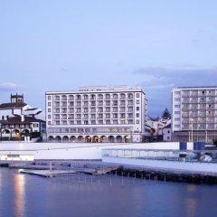 Отель Grand Hotel Açores Atlântico Португалия, Понта-Делгада - 1 отзыв об отеле, цены и фото номеров - забронировать отель Grand Hotel Açores Atlântico онлайн пляж