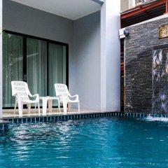 Отель The Par Phuket бассейн