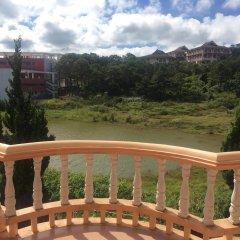 Отель Doan's House Далат балкон
