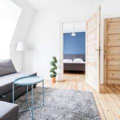 Отель 2-bedroom apartment by Kongens Nytorv Дания, Копенгаген - отзывы, цены и фото номеров - забронировать отель 2-bedroom apartment by Kongens Nytorv онлайн комната для гостей фото 2