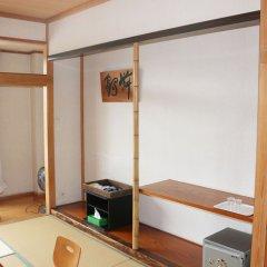 Отель Kounso Яманакако сейф в номере