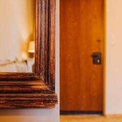 Апартаменты Elite Apartments – Gdansk Old Town Гданьск сейф в номере