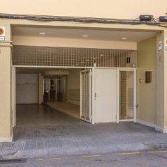 Отель Apartamentos DV Испания, Барселона - отзывы, цены и фото номеров - забронировать отель Apartamentos DV онлайн вид на фасад