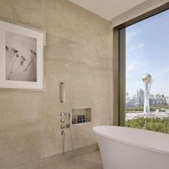 Гостиница The Ritz-Carlton, Astana Казахстан, Нур-Султан - 1 отзыв об отеле, цены и фото номеров - забронировать гостиницу The Ritz-Carlton, Astana онлайн ванная