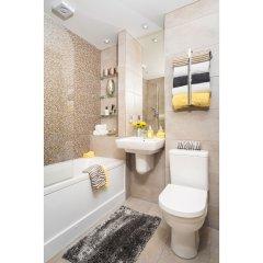 Апартаменты Stunning 1BR Apartment in Central York W/parking ванная