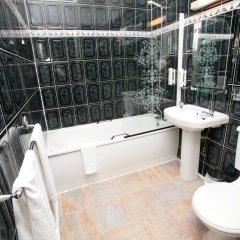 Отель Embassy Apartments Великобритания, Глазго - отзывы, цены и фото номеров - забронировать отель Embassy Apartments онлайн ванная