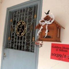 Отель Golden House @ Silom Бангкок интерьер отеля фото 2