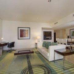 Отель Hilton Dubai The Walk 4* Апартаменты с различными типами кроватей фото 8