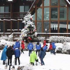 Отель Chalet Resort Южная Корея, Пхёнчан - отзывы, цены и фото номеров - забронировать отель Chalet Resort онлайн спортивное сооружение