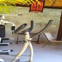 Отель Villa Siam Lanna @ Golden Pool Villas Ланта фитнесс-зал