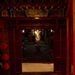 Отель Liuhe Courtyard Hotel Китай, Пекин - отзывы, цены и фото номеров - забронировать отель Liuhe Courtyard Hotel онлайн балкон