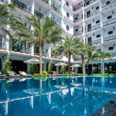 Отель Belle Maison Hadana Hoi An Resort & Spa - managed by H&K Hospitality. бассейн фото 3