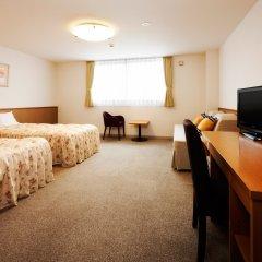 Отель Island Inn Rishiri Rebun комната для гостей фото 2