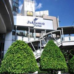 Отель Sukhumvit Suites Бангкок фото 3