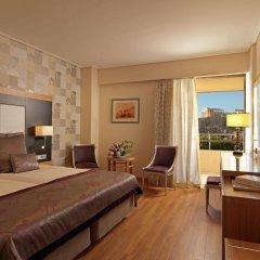 Отель Divani Palace Acropolis комната для гостей фото 2