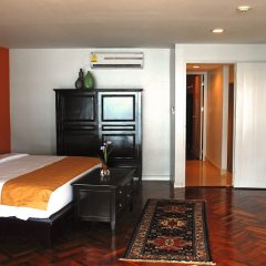 Отель Chomview Residence комната для гостей фото 4
