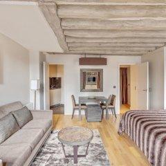 Апартаменты Luxury Apartment Paris Louvre комната для гостей фото 3