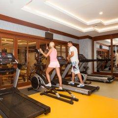 Orange County Resort Hotel Belek Богазкент фитнесс-зал фото 3