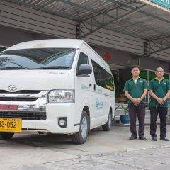 Отель Golden Jade Suvarnabhumi Таиланд, Бангкок - 1 отзыв об отеле, цены и фото номеров - забронировать отель Golden Jade Suvarnabhumi онлайн городской автобус