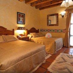 Hotel Pueblo Mágico комната для гостей фото 5