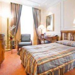 Отель Schweizerhof Zürich 4* Стандартный номер с различными типами кроватей фото 12