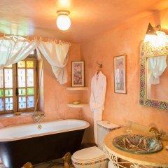 Отель Dar El Kébira Марокко, Рабат - отзывы, цены и фото номеров - забронировать отель Dar El Kébira онлайн ванная