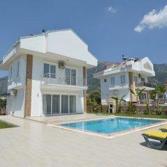 Villa Jewel Турция, Олудениз - отзывы, цены и фото номеров - забронировать отель Villa Jewel онлайн бассейн фото 3