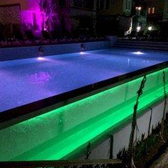 Отель Perdikia Hill бассейн