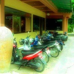 Отель MR.MAC'S Паттайя парковка