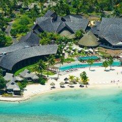 Отель InterContinental Resort and Spa Moorea балкон