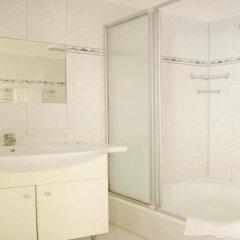 Отель «Амикус» Литва, Вильнюс - 5 отзывов об отеле, цены и фото номеров - забронировать отель «Амикус» онлайн ванная фото 2
