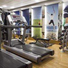 Отель Scandic Segevang Мальме фитнесс-зал фото 3
