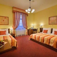 Отель PODHRAD Глубока-над-Влтавой комната для гостей фото 4