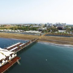Alva Donna Exclusive Hotel & Spa – All Inclusive Богазкент пляж фото 2